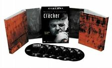 Cracker - The Complete Collection 1993 DVD 2003 Robbie Coltrane Brand New