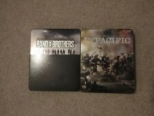 Band of Brothers and The Pacific Blu-ray Tin