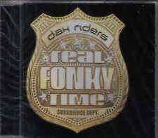 Dak Riders-Real Fonky Time cd maxi single 7 tracks sealed