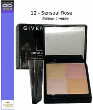 GIVENCHY Prisme Again Visage - Polvere Compatta - Compact Powder 12 Sensual Rose