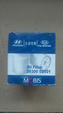 Hyundai Atos 1.0 & Kia Picanto SA Genuine Engine Oil Filter 26300-02501