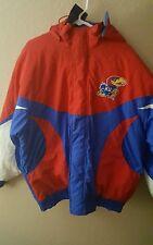 Vintage Logo Athletic KU Jacket