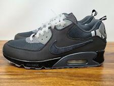 Undefeated X Nike Air Max 90 DS Qs Antracita CQ2289-002 Talla 9 de hombre