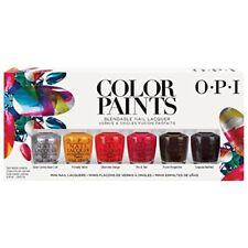 Smalti multicolore OPI per manicure e pedicure