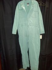 BULWARK flame resistant Overalls XL-RG Green - Movie prop . Zombie Mill Costume