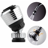 360° Rotate Faucet Filter Tap Diffuser Kitchen Accessory Gadget Bathroom