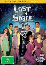 Lost In Space : Season 3 : Part 2 (DVD, 2006, 4-Disc Set) Angela Cartwright