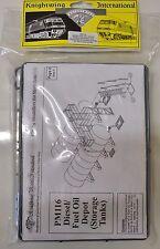 Knightwing PM116 - Diesel/Fuel Oil Depot Kit. (00)