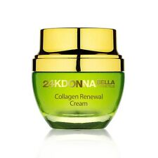 Donna Bella 24k Gold Collagen Radiance Renewal Cream - 50ml