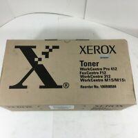 Genuine Xerox Toner 106R00584 WorkCentre 312/M15/M15i/Pro 412 FaxCentre F12 New