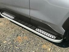 AUDI Q7 2006-2015 RUNNING BOARD STEP BAR SIDE STEPS BAR BOARD STYLISH DESIGN
