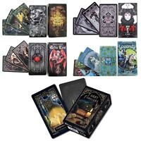 Tarot Card Sets 78 Cards and Instructions Nemesis Now Wiccan Major Minor Arcana