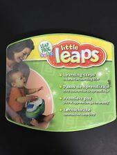 LITTLE LEAPS Baby  Leap Frog Learning Kids CD Educational MINT