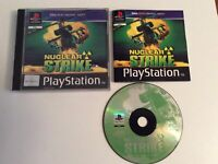 Ps1 Playstation 1 Nuclear Strikes