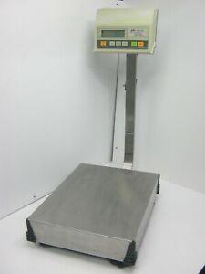 A&D FW-31K Platform Scale 31kg or 60lb Capacity w/ 0.01 Resolution