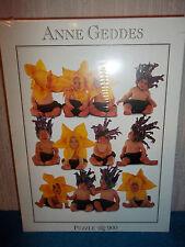 STUNNING ANNE GEDDES PUZZLE - FLOWER BABIES - 900 PIECE JIGSAW - NEW & SEALED