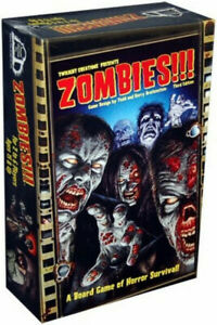 Twilight Creations Zombies!!! 3rd Edt Boardgame *NEW*