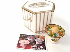 Willow Hall Jane Asher Victorian Collection REBECCA Victorian Hat Trinket Box