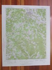 West Plains Missouri 1957 Original Vintage USGS Topo Map