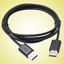 AC_ 1.8m DisplayPort Male to DisplayPort Male DP Adapter Cable for Monitor Favor