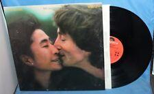 "JOHN LENNON & YOKO ONO MILK AND HONEY ALBUM 12"" LP POLY GRAM RECORDS"