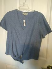 Madewell women's clothing, top size M
