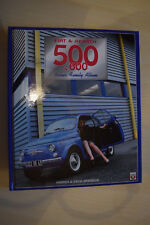 Fiat and Abarth 500 and 600 Colour family Album