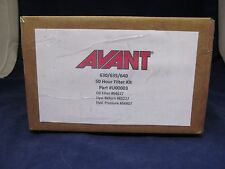 AVANT TECNO WHEEL LOADER 50 HR SERVICE KIT U00003 FITS 630 635 640