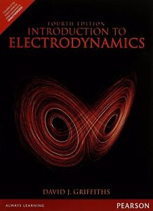 Introduction to Electrodynamics by David J. Griffiths - FAST SHIP