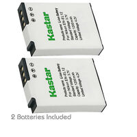Kastar ENEL12 battery charger for Nikon EN-EL12 MH-65 AW120s P300 P310 P330 S70