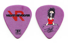 Velvet Revolver Slash Signature Shirley Guitar Pick #2 - 2008 Tour GNR