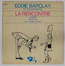 Interprètes Beatles 45 tours Eddie Barclay Michelle
