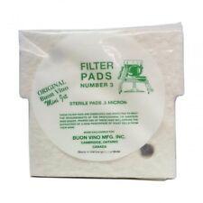 Original Buon Vino Mini Jet Filter Pad #3