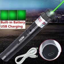 Ultra Bright 950miles Green Laser Pointer Visible Star Beam Light Usb Lazer Pen