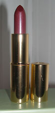 NEW~Estee Lauder~Pure Color LipStick ~ 48 HOT KISS Shimmer ~ Gold Tube