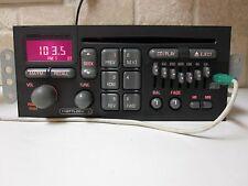 Pontiac CD Player Radio Trans Am Refurbished AUX input!