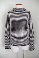 Wool Blend Medium Knit Turtleneck, Mock Jumpers & Cardigans for Women