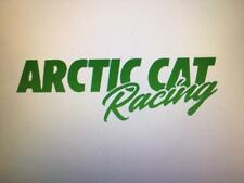 ARCTIC CAT RACING   DECAL STICKER BUY 1 GET 1 FREE DECALS  MUST HAVE