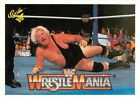 1990 CLASSIC HISTORY OF WRESTLEMANIA WWF WWE CARD PICK SINGLE CARD YOUR CHOICE