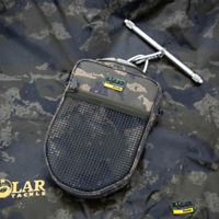 New Solar Tackle Undercover Camo Scales Pouch CA19 - Carp Fishing