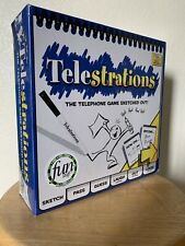 Telestrations [New ] Board Game Sealed