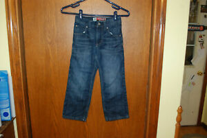 Lee Dungarees Youth Boys Pants Blue Jeans SIZE 6
