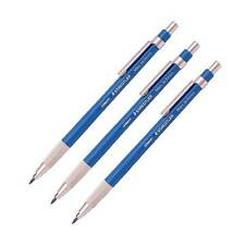 3Pcs Staedtler Lead Holder 780C 2.0mm Mechanical Industrial Pencil drawing
