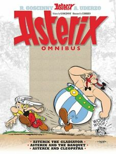 Asterix Omnibus 2: Includes Asterix the Gaul #4, #5 and #6 in one Volume !