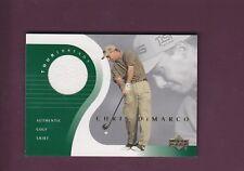 Chris Dimarco 2001 Upper Deck Golf Tour Threads (Mint) Shirt Memorabilia