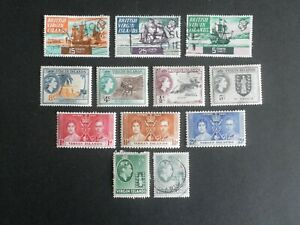 Virgin Island Stamps,