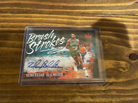 2018-19 Court Kings ROLANDO BLACKMAN Brush Strokes auto 26/99 Dallas Mavericks