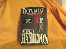 Anita Blake Vampire Hunter Guilty Pleasures Hardcover Vol 1 Hamilton Booth New