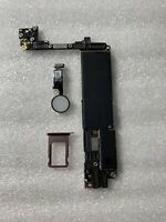 OEM Apple iPhone 7 128GB Rose Gold Unlocked Logic Motherboard W/Touch ID