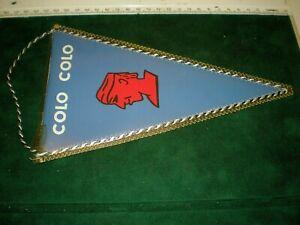 Vintage Pennant  Colo-Colo / Chilean football club